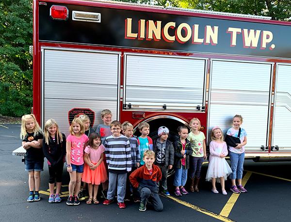 Christ Lutheran School Kids