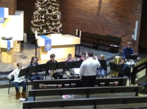 Christ Lutheran School Music Program