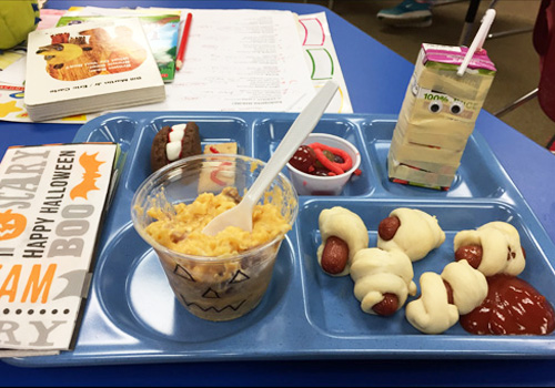 Home Cooked Meals at Christ Lutheran School