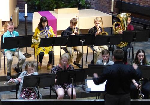 Music at Christ Lutheran School